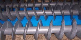 Screw Conveyor Manufacturer   Pressed Flights Ltd, UK